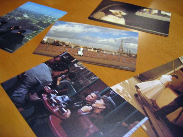 Kimura 木村にしては比較的珍しいカラー写真です。しかし、女性誌を木村伊兵衛の組... It